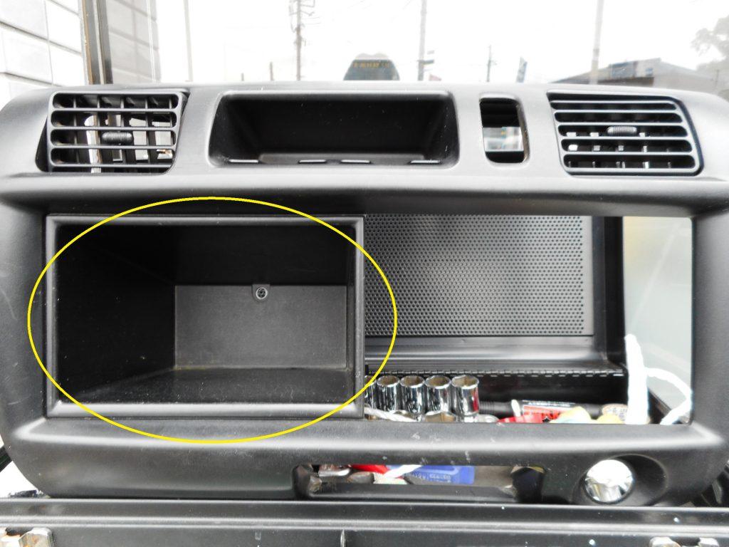 【施工例】 バネットトラックにナビ&バックカメラの取付☆